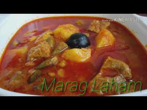 Download Marag Laham(lamb meat) Arabian dish recipe