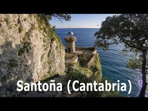 Paseo costero por Santoña (Cantabria).