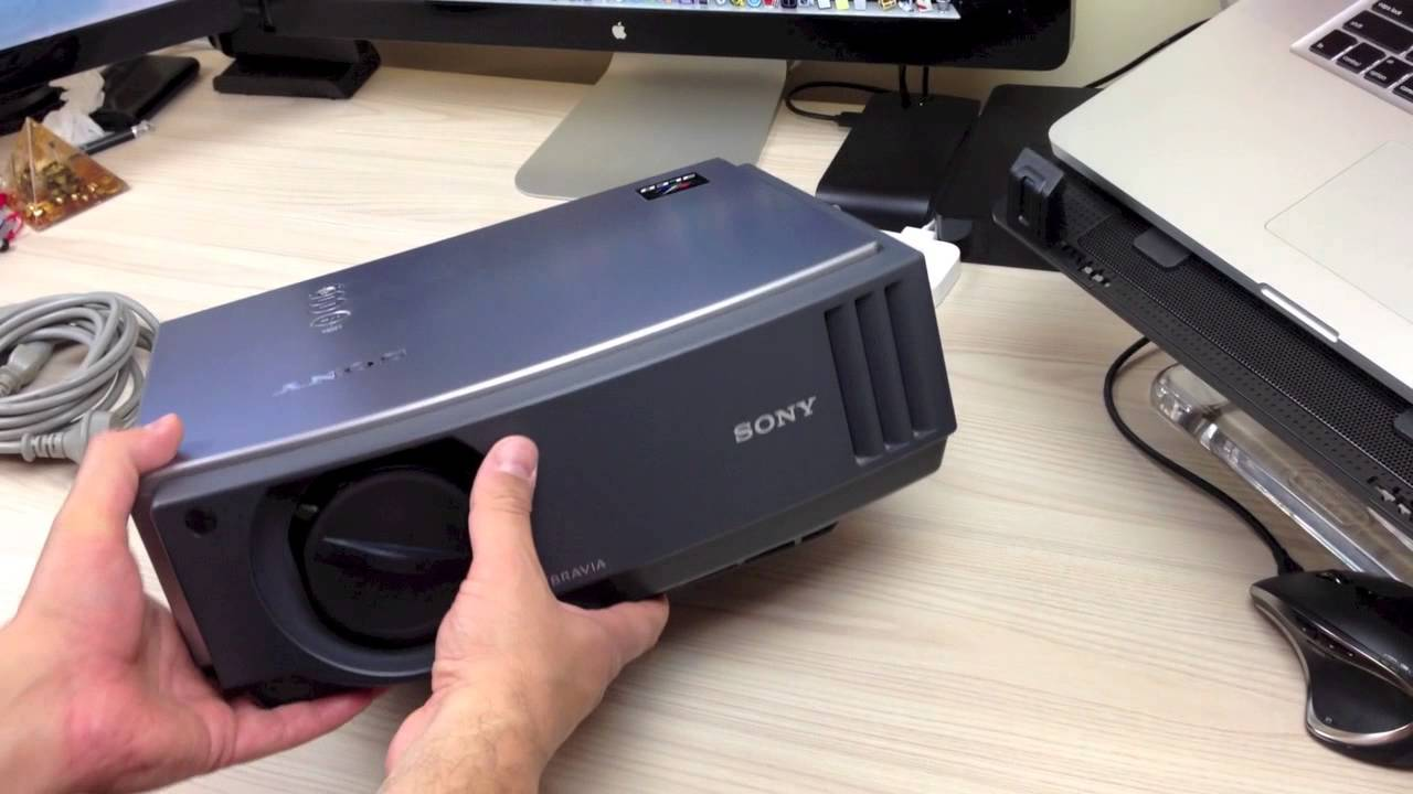 Sony Bravia Projector Review - YouTube