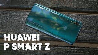 Огляд Huawei P Smart Z