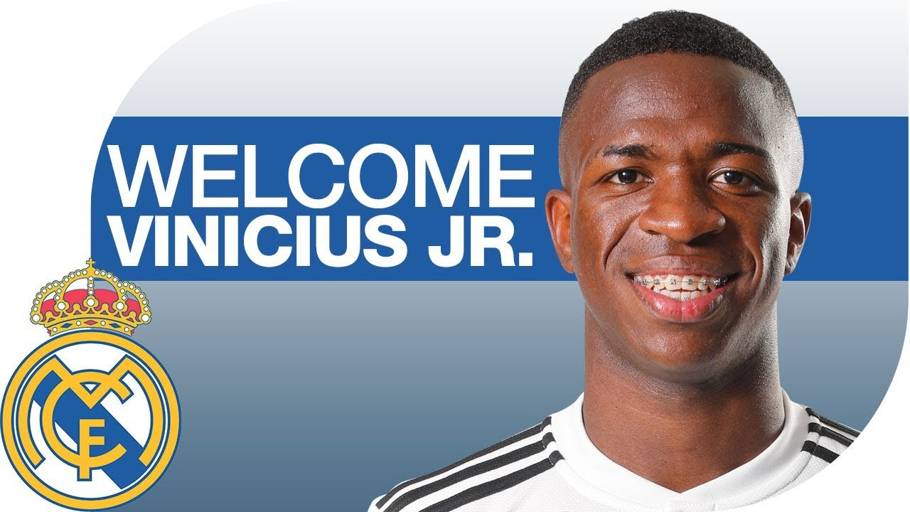Vinicius Jr. | NEW REAL MADRID PLAYER Video