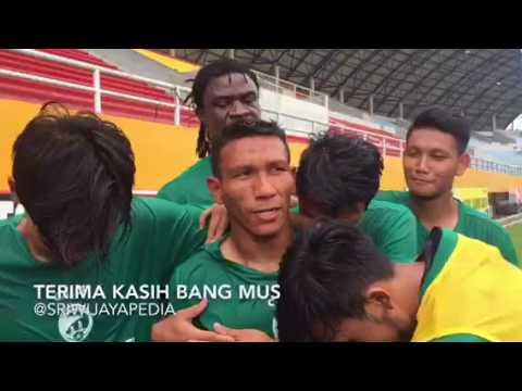 Momen Mengharukan, TA Mushafry Pamitan Ke Squad SFC