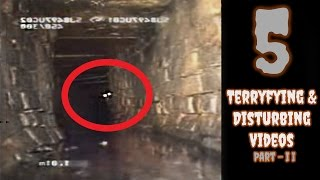 5 Terrifying and Disturbing Videos Part II - GloomyHouse