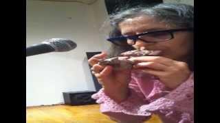 """Precolumbian flute test for """"Pestilence"""