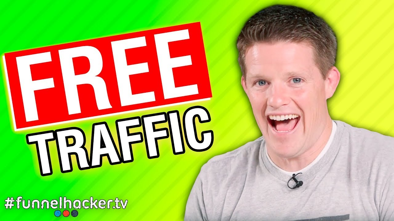 How To Get More Traffic To Your Website For Free