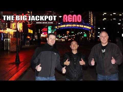 "★ Atlantis Casino in RENO ★ SLOT PLAY from RAJA & ""Brian of Denver"""