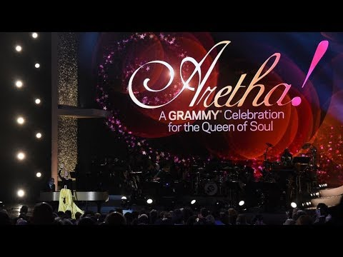 Aretha Franklin honored with star-studded tribute concert Mp3