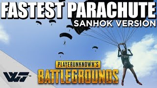 GUIDE: How to LAND FIRST in the Jungle (Sanhok) -PUBG