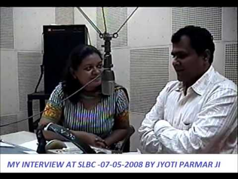MY Interview at SLBC 07 05 2008
