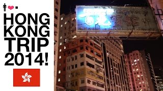 Hong Kong Trip 2014: Happy New Year + Mong Kok Stroll!