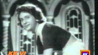 Ek Bewafa Se Pyar Keya  Lata AWAARA 1951 (KK).mpg