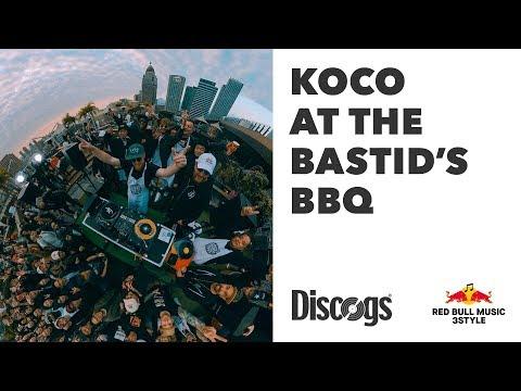 Koco - Red Bull Music 3Style World Finals Bastid's BBQ Set