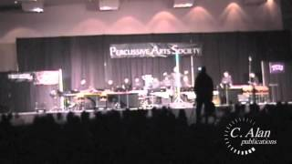 Oferendas No. 3 (percussion ensemble) by Ricardo Souza