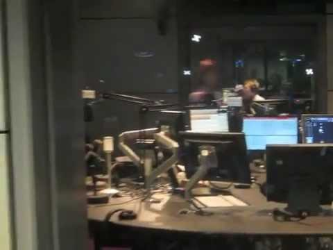 BBC Radio Manchester at Media City UK