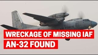Wreckage of missing IAF AN-32 found near Lipo in Arunachal Pradesh