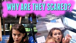 REGISTERING EMMA'S SCHOOL CLASSES! WHY ARE THEY SCARED? EMMA ORGANIZES! | EMMA AND ELLIE