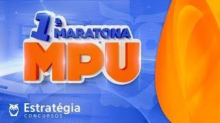 1ª Maratona Concurso MPU: 8h de Aulas Gratuitas thumbnail