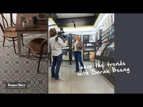 Sarah Beeny Talks Interior Trends