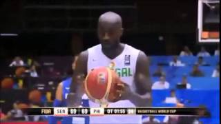 Gilas Pilipinas vs Senegal : Overtime quarter