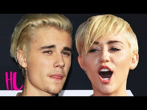 Justin Bieber Gets Crazy Birthday Gift From Miley Cyrus