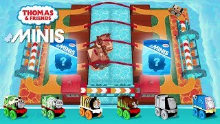 Thomas and Friends Minis - Lava Waterpark Pirate Ship! ★ iOS / Android app (By Budge)