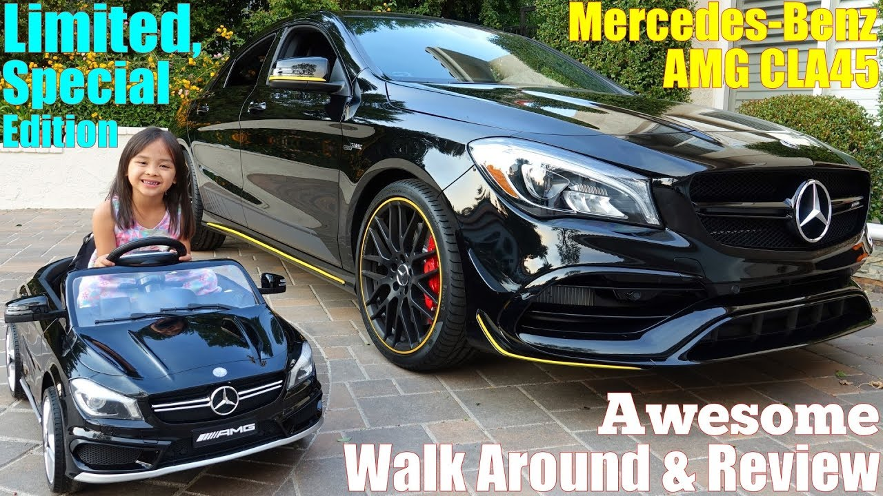 2019 Mercedes Benz Amg Cla45 All Wheel Drive Upgrade From Cla 250
