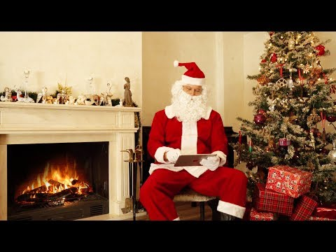 Santa Claus dream comes true with Drumelia | Merry Christmas and Happy New Year 2018!