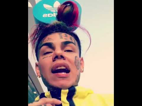 6ix9ine SAYS YG LAST HIT WAS TOOT IT AND BOOT IT