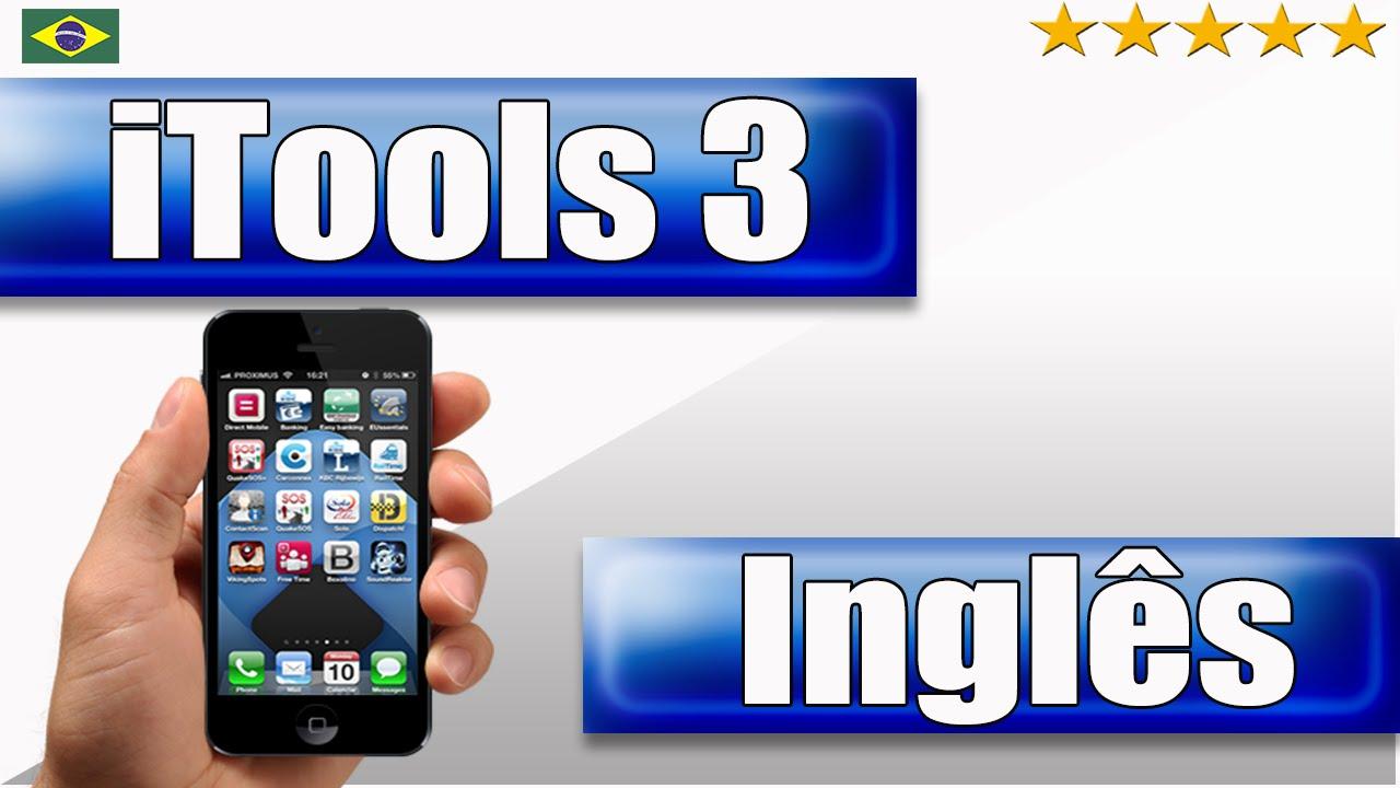 Como instalar iTools 3 Inglês iPhone / iPad / iPod Touch - MiTutoriais