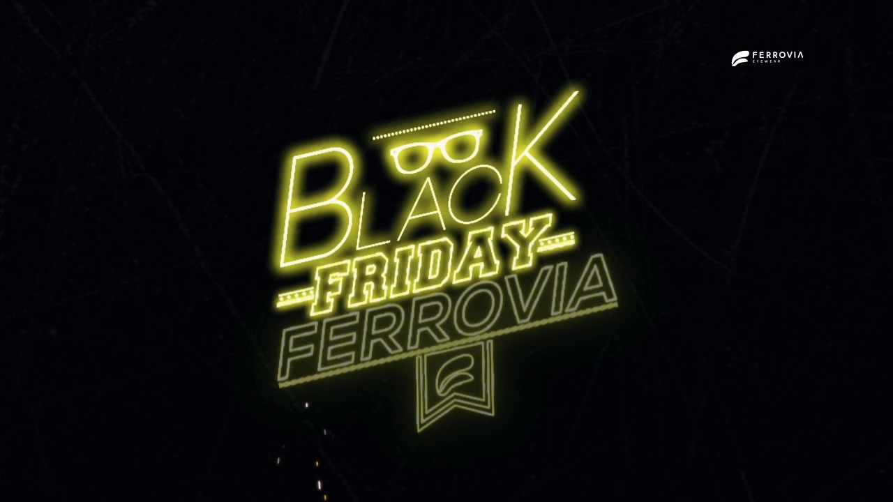 3ce51e05e BLACK FRIDAY FERROVIA 2016 - YouTube