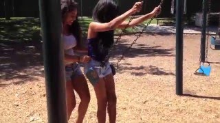 Repeat youtube video Wedgie on the Swing Prank