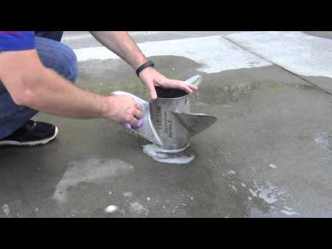 Cleaning Your Propeller Pt. 3