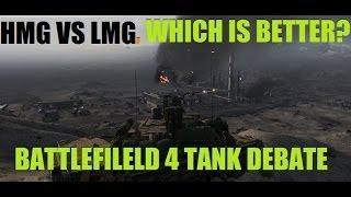 Battlefield 4: The MTB Machine Gun Master Debate, Dat Fitty, or the LMG?