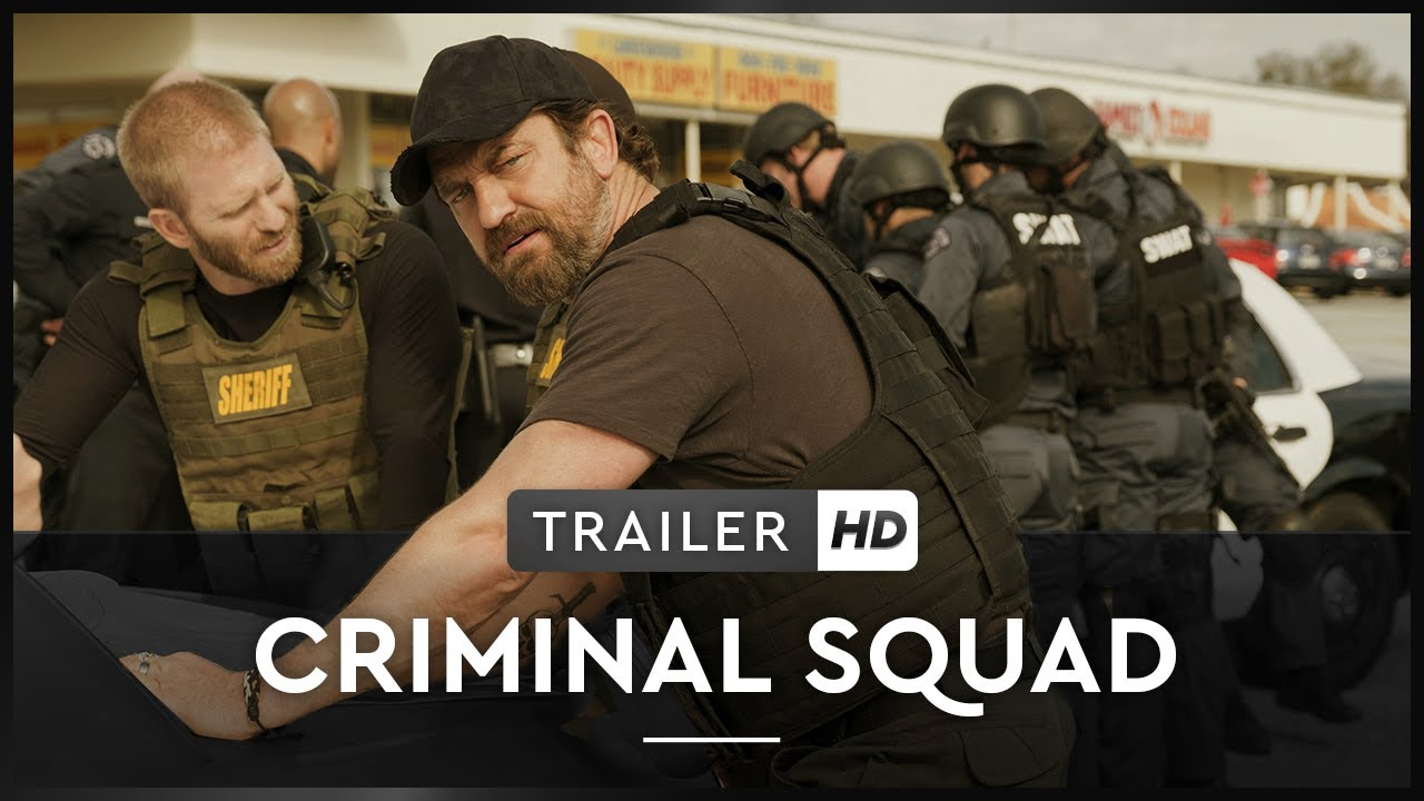 Criminal Squad Trailer