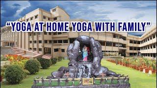 St. Mary's English High School (Bistupur) Celebrates International Yoga Day | June 21, 2021 |