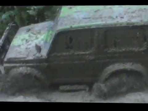 TRINIDAD MOST EXTREME SUZUKI JIMNY'S TAMANA GRADE 6 RUN