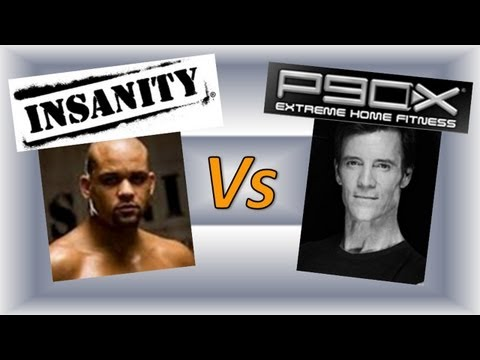 Insanity Vs P90X - Pros and Cons of Each