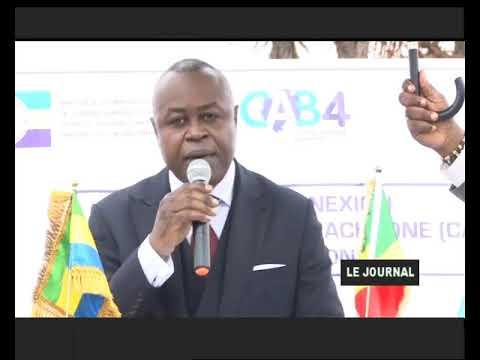 EXTRAIT DU GRAND JOURNAL TV  DU 06 AVRIL 2018 DE TELE CONGO (REPUBLIQUE DU CONGO)