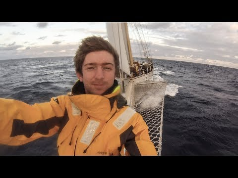 9. A Stiff Breeze to Bermuda - Rebuilding Tally Ho EP9