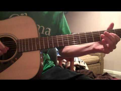 John Frusciante - The Past Recedes solo cover