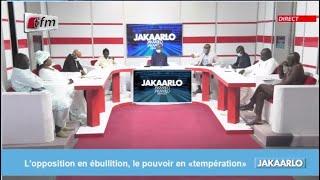 """Jakaarlo bi du 18 Septembre 2020 -L'opposition en ébullition, le pouvoir en """"températion"""""""