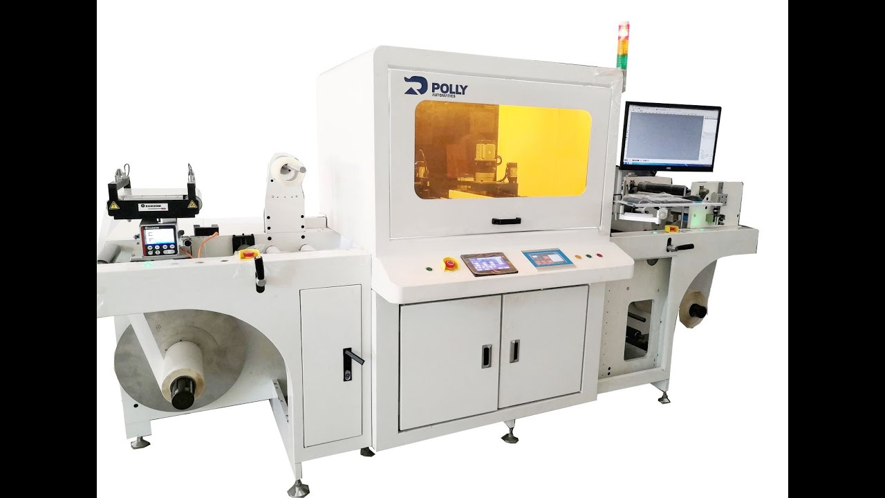 Label digital plotter cutter