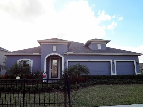 Orlando New Homes - Woodland Park by Taylor Morrison - Emerson II Model