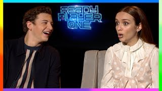 Best READY PLAYER ONE Interview streaming