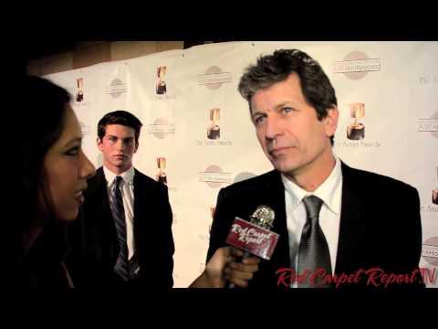 Rick Heinrichs at the 40th Annual Annie Awards #AnnieAwards
