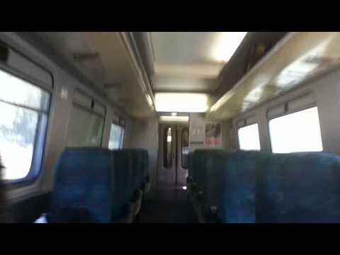 Walkdown Queensland Rail ICE (InterCity Express) Unit 156