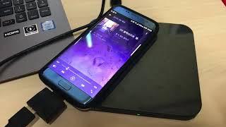LG전자 모바일 외장ODD/DVD플레이어 KP95NB70 디스크링크pro 음악재생