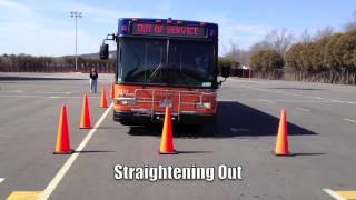 How to Parallel Park a Bus