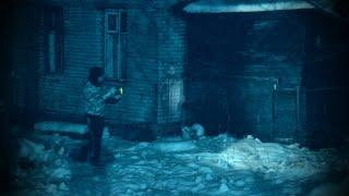Призраки или привидения в заброшенном доме