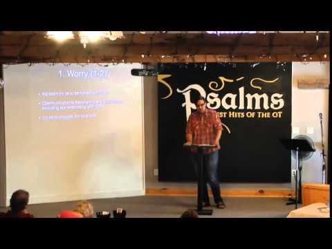 Best Sermon Ever: Has God Forgotten You? Psalm 13  Chris Burke